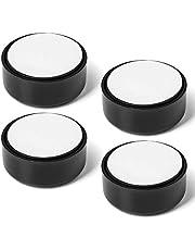8er Set Möbelfüsse grau oder schwarz