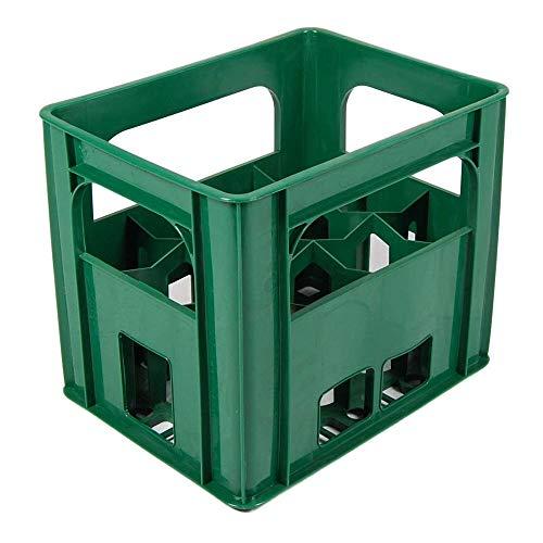 Plastic Wine Bottle Crate - Holds 12 Bottles - Blue