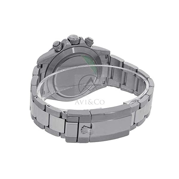 [category] Men's Rolex Cosmograph Daytona Black Dial 40mm Men's