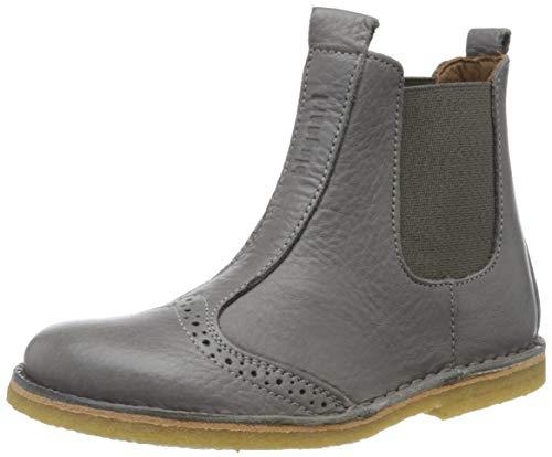 Bisgaard Unisex-Kinder 50203218 Chelsea Boots, Grau (408 Grey), 31 EU