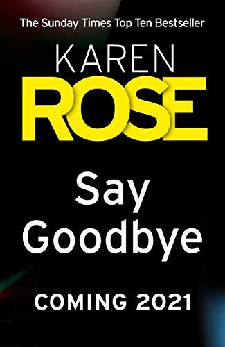 Say Goodbye (The Sacramento Series Book 3) (English Edition)