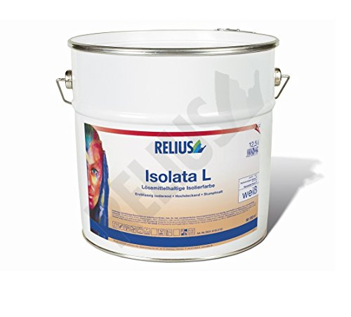 Relius Isolata L, weiß, 2,5 Ltr.