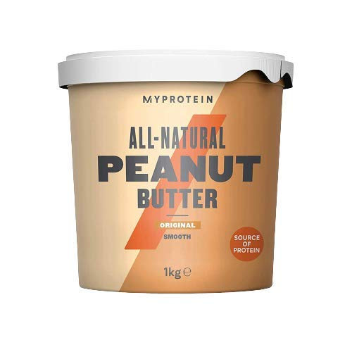 Myprotein Natural Peanut Butter, 1000 g