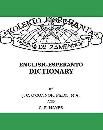 English-Esperanto Dictionary (Kindle Edition)