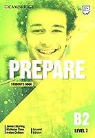 Prepare Level 7 Student's Book 1108434541 Book Cover