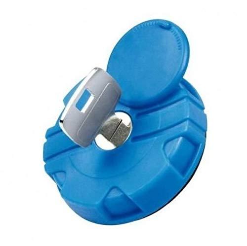 AutoCommerse AdBlue® - Tapa para depósito de combustible con 2 llaves de bloqueo para todos los camiones HGV con diámetro interno de 40 mm