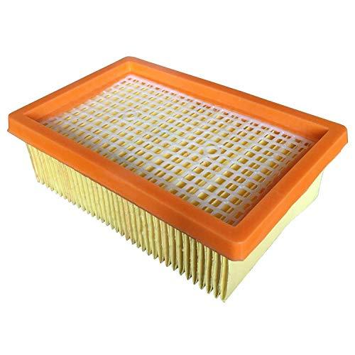 REFURBISHHOUSE Remplacement du Filtre d'aspirateur pour KARCHER MV4 MV5 MV6 WD4 WD5 WD6 P Premium WD5 a Plis Plats