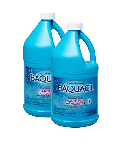 Baquacil Sanitizer – 1/2 gal. – 2 Pack