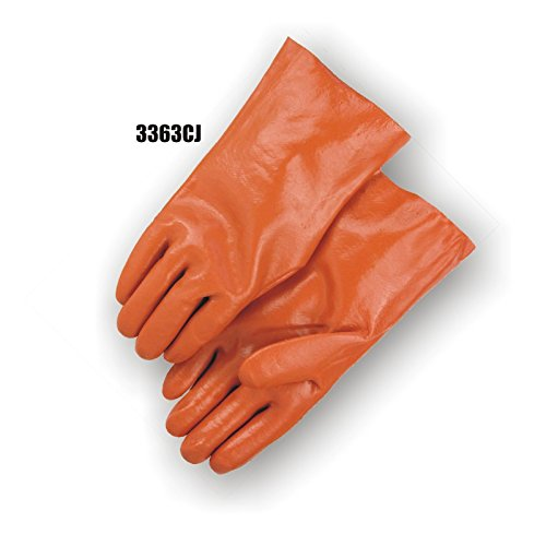 Majestic Super popular specialty store Glove 3363CJ 9 Industrial Fi Smooth Ranking integrated 1st place Gloves Dipped PVC