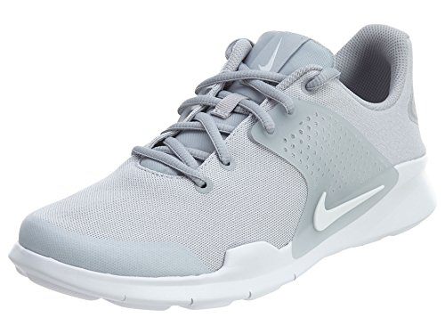 Nike 902813, Herren Low-Top Sneakers, Grau (Wolf Grey/White), 44.5 EU