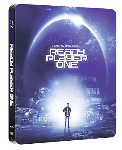 Ready Player One - Steelbook ( Blu Ray)