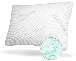 Snuggle-Pedic Bamboo Pillow Review