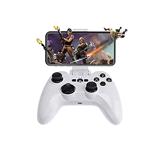 WGLL Controlador de conmutador inalámbrico, Controlador para Interruptor, Gamepad Remoto con Joystick para Juego, Gamepad Joystick Support Gyro Eje/Control de Movimiento/Doble vibración, Ergonómic