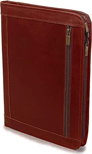 Handmade Genuine Leather Business Portfolio