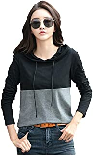 BASE 41 Women's and Girls Hoodie T-Shirt Sweatshirt Hooded Top