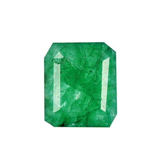 Egl Certified Perfect Smaragdschliff 5,95 Karat. Grüner Smaragd kann lose Edelstein für Geschenk AO-713 gebären