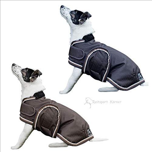 ESKADRON Hundedecke Ripstop Fleece, Navy, 45 cm,
