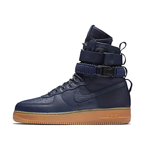 Nike SF Air Force 1 Men's Boots Midnight Navy/Midnight Navy 864024-400 (9 D(M) US)