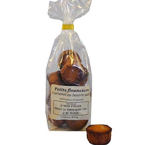 Karamell-Kekse gesalzene Butter