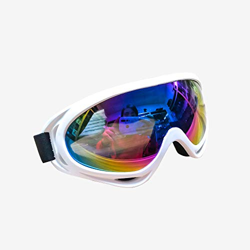 Ski Snowboard Goggles UV Protection Anti Fog Snow Goggles for Men Women Youth
