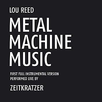 Lou Reed Metal Machine Music