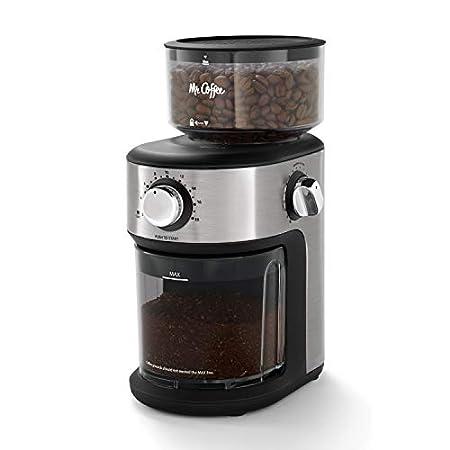 Mr Coffee Automatic Burr Mill Grinder