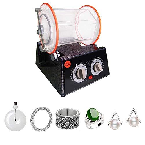 BAOSHISHAN Rotary Bicchiere lucidatrice Jewelry lucidatura finitura in capacità 5 kg 220 V