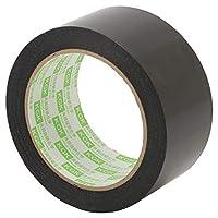 住宅建材用防水気密テープ スーパーポリクロス 住宅建材用防水気密テープ VHシリーズ (VH 黒, 50mm×20M)