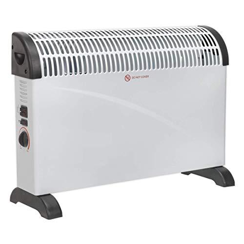 calentador 2000w turbo fabricante Sealey