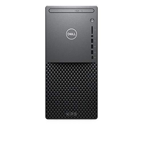 Dell XPS 8940 Desktop PC Intel Core i7-10700 32 GB DDR4-SDRAM 1TB SSD 1TB HDD Tower Win 10 Home, RTX 2070