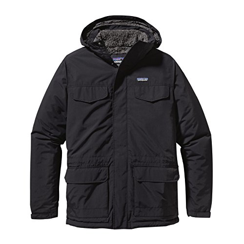 Patagonia M's Sportswear, Giacca Uomo, Nero, XL