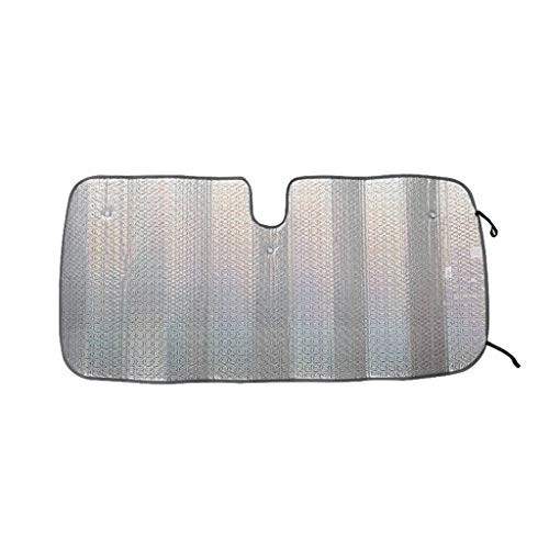 XUzg- Shade auto gebruiken reflecterende auto-zonwering, warmte-isolerende zonwering van dikke aluminiumfoliezomer, plafond licht