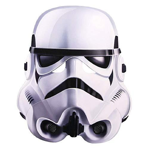 Star Wars - Careta de Soldado Imperial (Talla Única/Blanco)