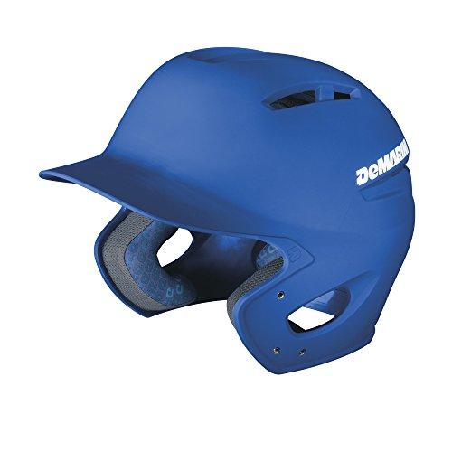 DeMarini Paradox Fitted Pro Batting Helmet Medium (6 1 8-7 1 4), Royal, Medium (6 1 8-7 1 4)