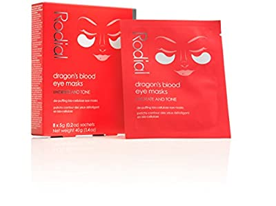 Rodial Dragon's Blood Eye Masks 8 x 5 g