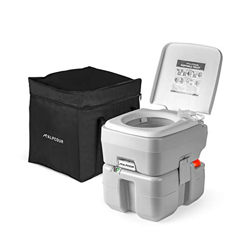 Alpcour Portable Toilet