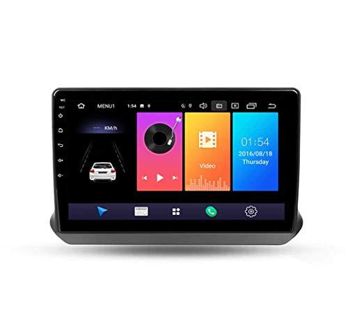 Android 9.0 Radio estéreo para automóvil compatible con Nissan Altima L34 2018-2020 Navegación GPS Unidad principal de pantalla táctil HD de 9 pulgadas Reproductor multimedia MP5 Video con 4G WiFi DS