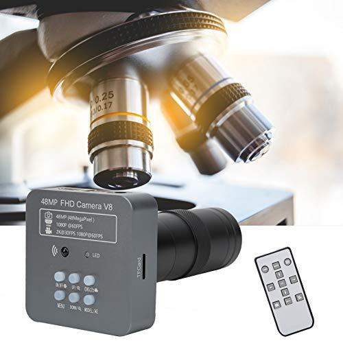 Bediffer Kameraobjektiv 48mp+100X Mikroskop-Kameraobjektiv zum Schweißen(Transl)