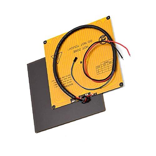 Placa plataforma de cristal Ultrabase Heatbed plataforma de aluminio calentado semillero Cama para herramientas eléctricas Anet A8 A6