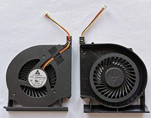 Gobuy New Laptop CPU Cooling Fan for HP CQ61 G61 CQ71 G71 CQ70