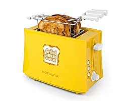 Nostalgia Grilled Cheese Sandwich Maker