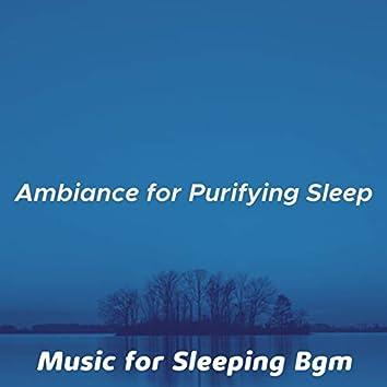 Ambiance for Purifying Sleep