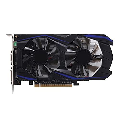 wangshang Scheda grafica GeForce GTX 1050 Ti 4 GB, PCI-E3.0128 Bit 783MHZ Frequenza core GDDR5 3400MHZ memoria video frequenza di gioco