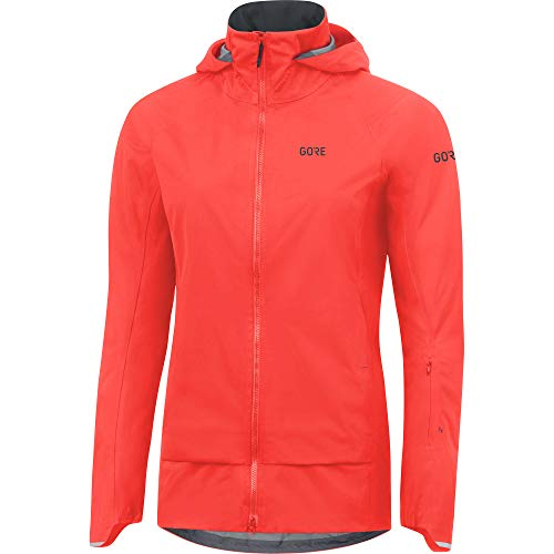 GORE Wear, GORE C5, 100220, dames mountainbike-jas, waterdicht, met capuchon, voor dames, Gore-Tex Active Trail Trail Hooded Jacket, maat 36