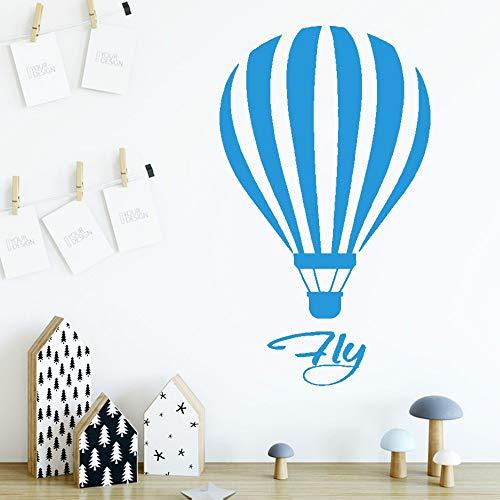 Tianpengyuanshuai Luftballon wandaufkleber entfernbare wandaufkleber Raum hauptdekoration30x51cm