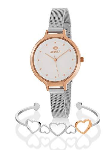 Reloj Marea Mujer B41286/10 + Pulsera Regalo