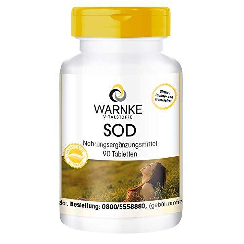 SOD 2000 F.I.P. – Superóxido dismutasa – 90 Comprimidos