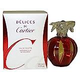 Cartier DELICES DE CARTIER edt spray 100 ml
