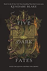 Five Dark Fates by Kendare Blake. 2019 Fall book releases to look out for.