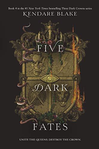 Five Dark Fates (Three Dark Crowns Book 4) (English Edition)